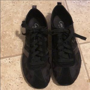 Coach shoes/ sneakers size 5.5